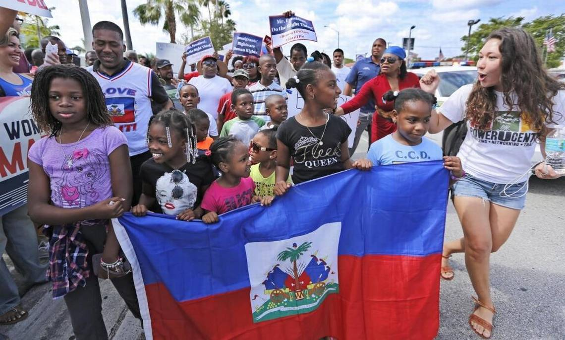 over 59000 haitians now have 18 months to leave the